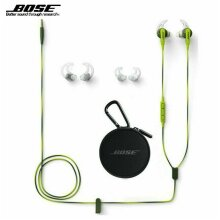 Bose SoundSport in-Ear Headphones with Volume Cont. Green - ANDROID - Used