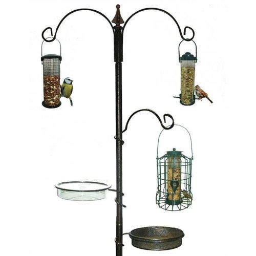 Wild Bird Feeding Station