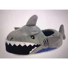 Large Shark Slippers