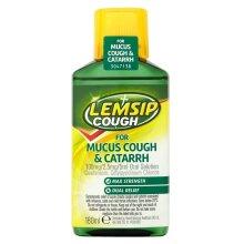 Lemsip Cough for Mucus Cough & Catarrh - 180ml