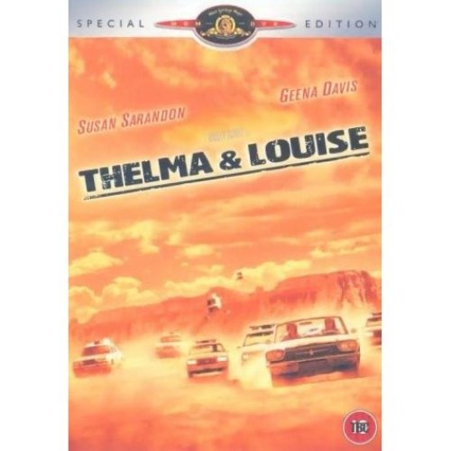 Thelma & Louise DVD [2002]