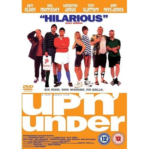 Up 'N' Under DVD [2008]