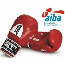 Greenhill Boxing Gloves AIBA Approved Competition