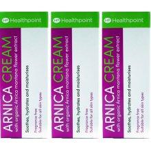 3pk Healthpoint Fragrance-Free Arnica Cream - 50ml x 3