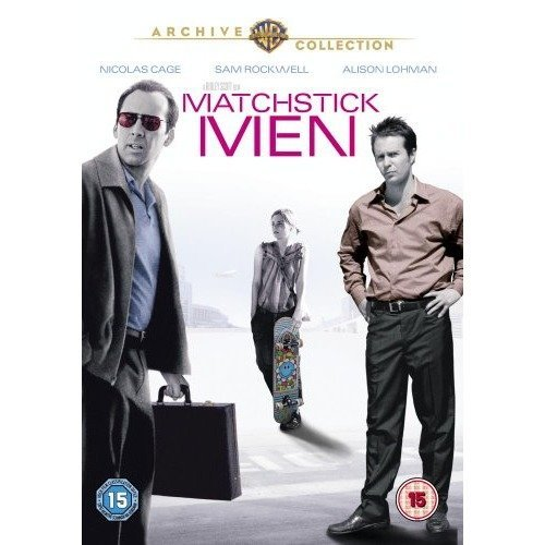 Matchstick Men DVD [2004]