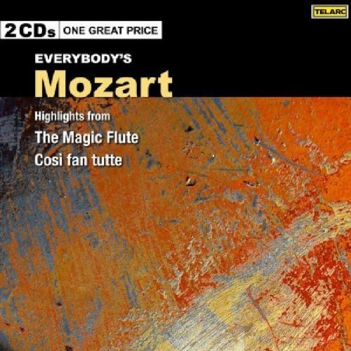 Scottish Chamber Orchestra and Choir - Everybodys Mozart: Highlights from the Magic Flute; Cosi Fan Tutte [CD]