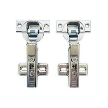 Blum Hinges Soft Close Clip On 71B3550 & 173L6100 Mount Plate 110 Degree Overlay