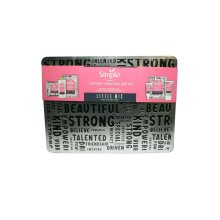 Simple Little Mix Ultimate Collection Gift Set- Hydrate Cleanser, Mask,  Wipes, Eye, Facia