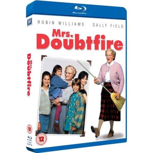 Mrs Doubtfire Blu-Ray [2013] - Used