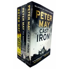 Peter May Enzo Files Series 3 Books Collection Set