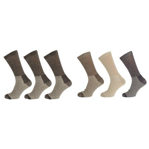 Mens Ultra Tuff Work Socks (3 Pairs)