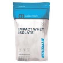 Myprotein Impact Whey Isolate Vanilla 1000g
