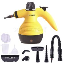 9IN1 Hand Held Steamer Cleaner Electric Portable Multi Purpose 1050W