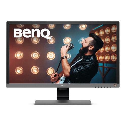 Benq EL2870U 27.9  4K Ultra HD LED Flat Grey computer monitor