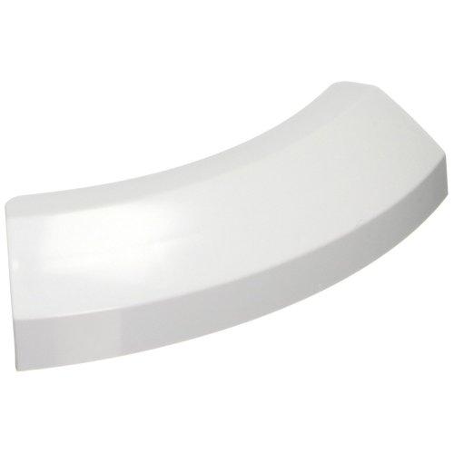 GENUINE BOSCH WTE84105GB TUMBLE DRYER WHITE DOOR HANDLE 644221