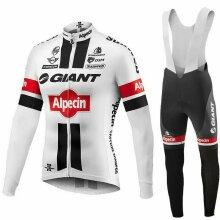 Men's Long Sleeve Cycling Jersey Set