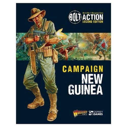 Bolt Action Campaign New Guinea Books