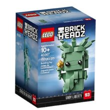 LEGO 40367 BrickHeadzSeries Lady Liberty