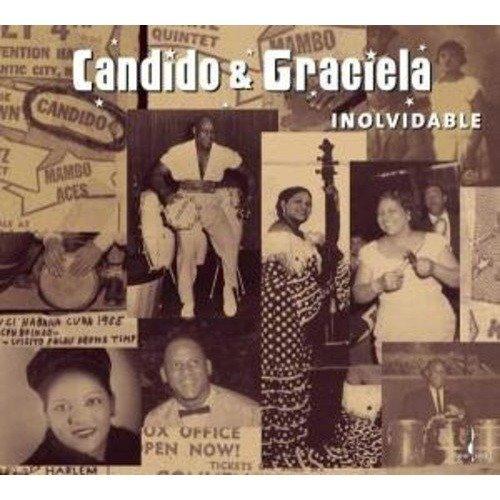 Candido and Graciela - Inolvidable [CD]
