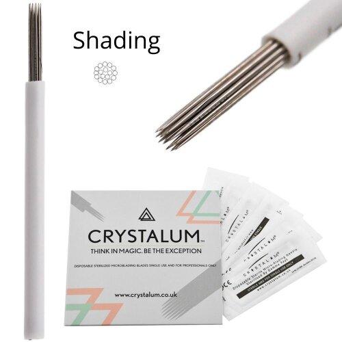 Microblading Shading Blades Needles CRYSTALUM