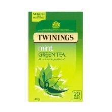 Twinings Green Tea & Mint 20'S (4 x 20)