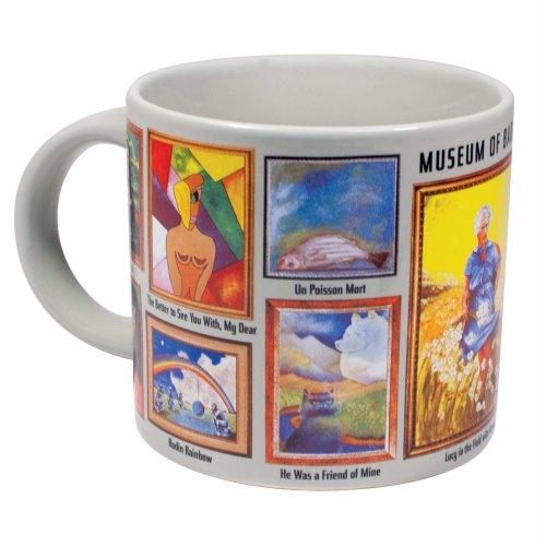 Mug - UPG - Bad Art MOBA 14oz Coffee Cup New5395