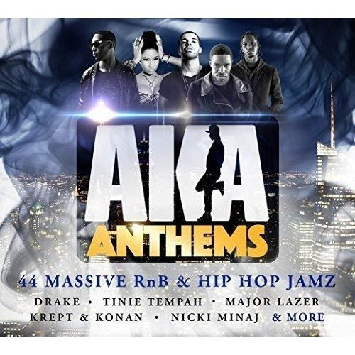 Aka Anthems [CD]