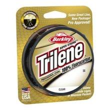 Berkley Trilene Fluorocarbon Professional Grade Filler Spool Fishing Line Clear 12 lb 200 yd