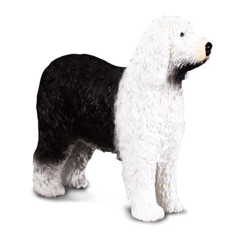 CollectA Old English Sheepdog