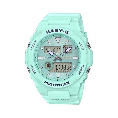 Casio Baby-G G-Lide BAX-100-3A Tide Graph Women's Brand New Watch