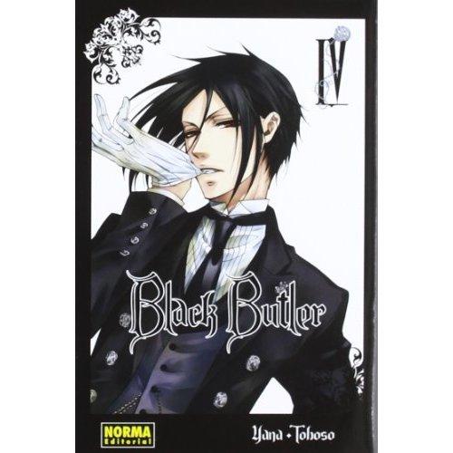 Black Butler 4 [Spanish langusge]