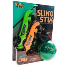 Yulu Sports Sling Stix Outdoor Game Green