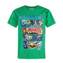 Skylanders Trap Team Boom Time Kid's T-Shirt