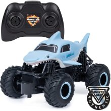 Monster Jam 6044952 Remote Control Megalodon 1:24 Scale Truck