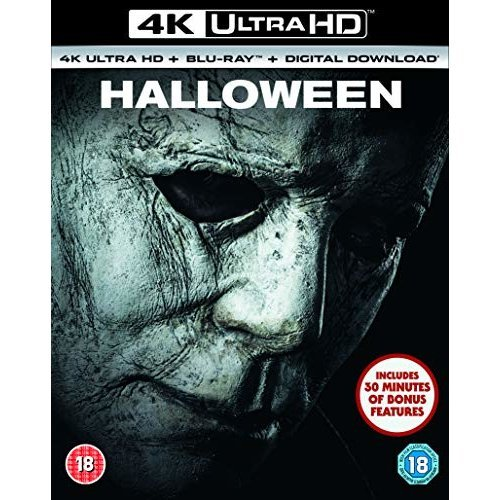 Halloween 4K Ultra HD + Blu-Ray [2019]