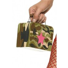Costumes For All Occasions Uaa1511 Purse Camouflage