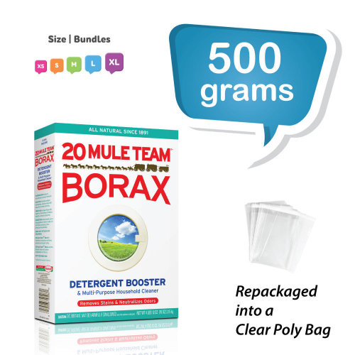 (500g) Borax SLIME ACTIVATOR Powder UK Original Perfect For Slime - ALL SIZES!