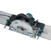 wolfcraft Guide Rail for Circular Hand Saws with 2 Clamps mm FKS 115 6910000