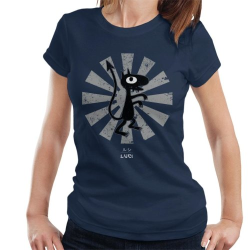 Luci Retro Japanese Disenchantment Women's T-Shirt