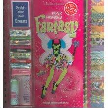 Paper Fashions Fantasy (Klutz) - Used