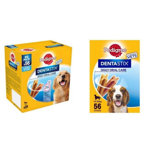 Pedigree Dentastix Dog Chews (Pack Of 56)