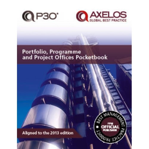Portfolio programme and project offices pocketbook pack of 10 by Eileen Roden & AXELOS