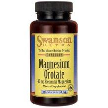 Swanson  Magnesium Orotate, 40mg - 60 caps