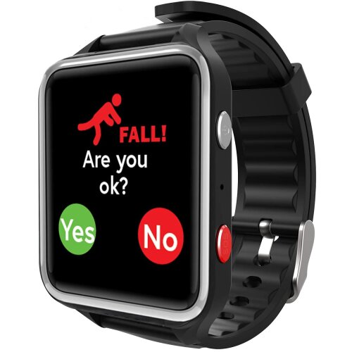CPR Guardian III - SOS Personal Alarm Watch with Fall Alert Detection
