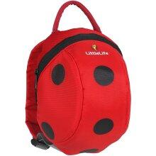 LittleLife Toddler Pack Ladybird Bag