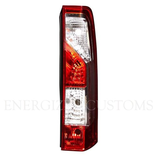 Vauxhall Vivaro 2006-2010 Rear Tail Light Lamp O//S Drivers Right