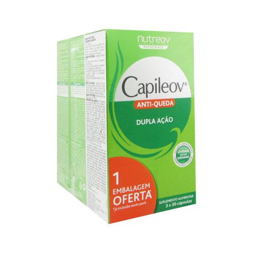 Nutreov Capileov Anti-Hair Loss 3x30caps