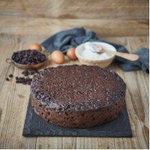 Traditional British Fruit cake Christmas Cake