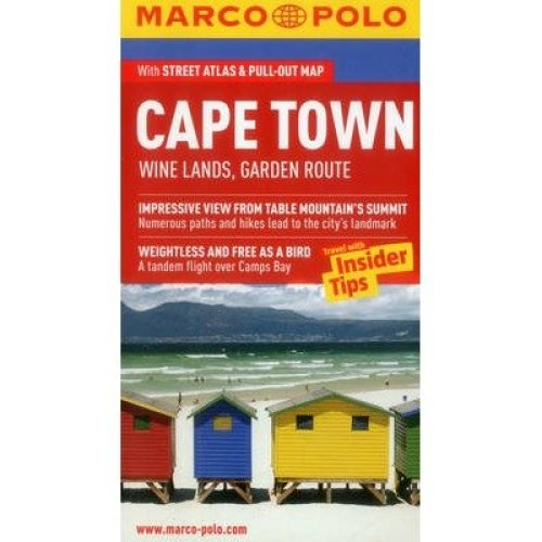 Cape Town (wine Lands, Garden Route) Marco Polo Guide