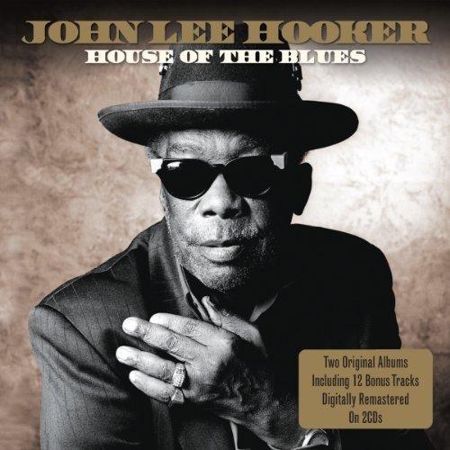 House of the Blues Audio Cd John Lee Hooker
